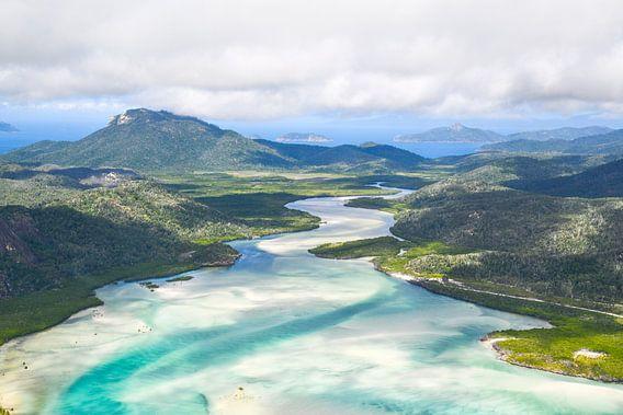 Australië Whitehaven Beach