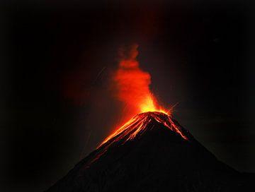 Volcan el Fuego II van Ryan FKJ