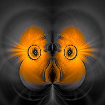 Fantasierijke abstracte twirlillustratie 114/2430 van PICTURES MAKE MOMENTS