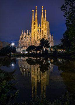 Sagrada Familia II von Bart Hendrix