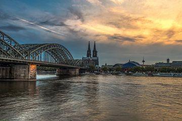 Köln / Colgne / Köln von Maurice Meerten