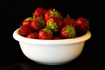 aardbeien van Geertjan Plooijer