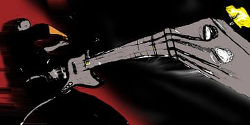 Feel the bass van Wouter Bisschop
