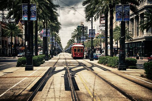New Orleans van