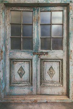L'ancienne porte sur Martin Bergsma