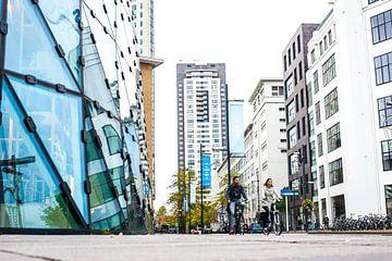 Eindhoven centrum BLOB van Edwin van Aalten
