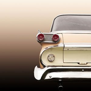 Amerikaanse oldtimer 1959 Villager station wagon
