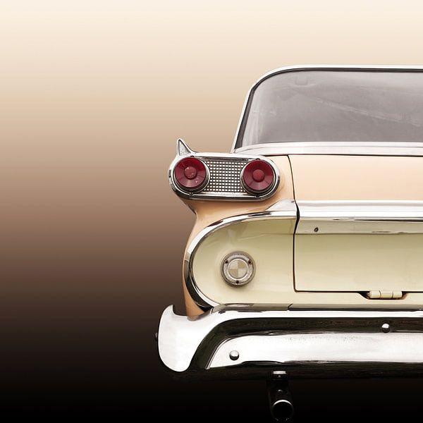 Amerikaanse oldtimer 1959 Villager station wagon van Beate Gube