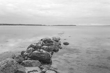 Grote Keien In Zee van Melvin Fotografie