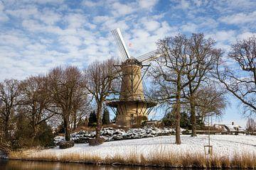 De molen van Piet van Dick Portegies