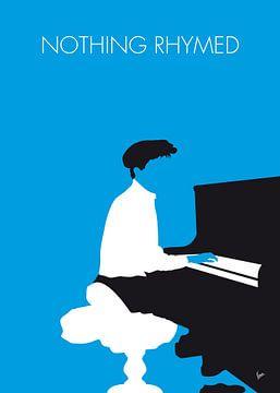 No149 MY GILBERT OSULLIVAN Minimal Music poster van Chungkong Art