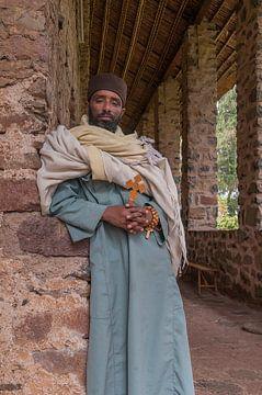 Ethiopië: Priester (Debre Berhan) van Maarten Verhees