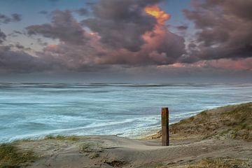 Strand Noordwijk von Aland De Wit