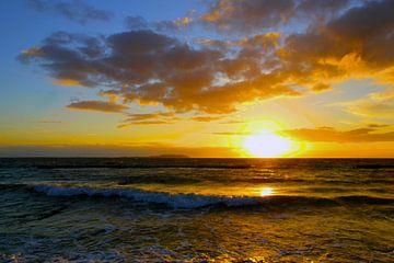 Sonnenuntergang sur