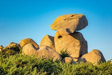 Rocks in the Brittany van Rico Ködder