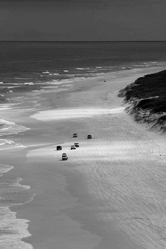 Fraser Island van
