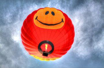 Ballon van Rob Handgraaf