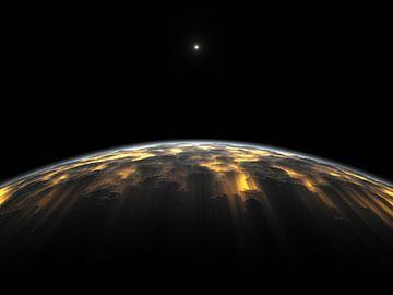 Fremder Planet von Markus Gann