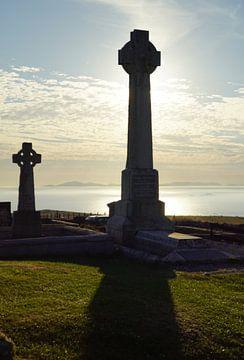 Kilmuir begraafplaats Flora MacDonalds Grave van Babetts Bildergalerie
