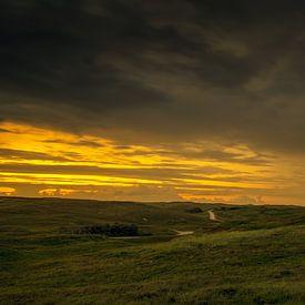 Just after sunset sur Klaas Fidom
