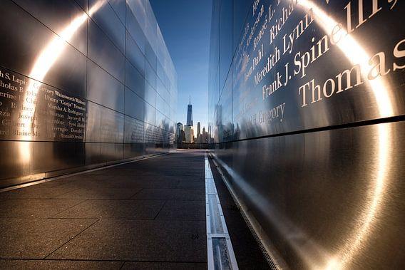 Emty Sky Memorial New York