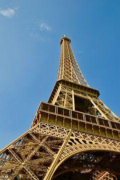 La Tour Eiffel de Paris - France sur Maupacadabra Fotografie