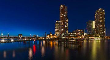 Rotterdam Rijnhaven ... von Marc de IJk