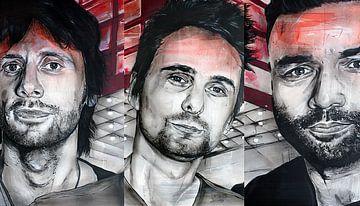 Peinture MUSE sur Jos Hoppenbrouwers