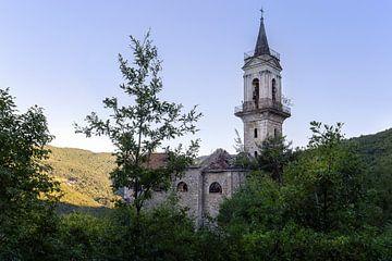 verlaten kerk von Kristof Ven