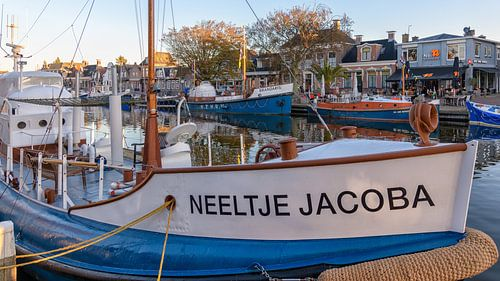 Historische reddingboot Neeltje Jacoba (1929)