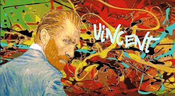 Grafitti von Vincent von ! Grobie