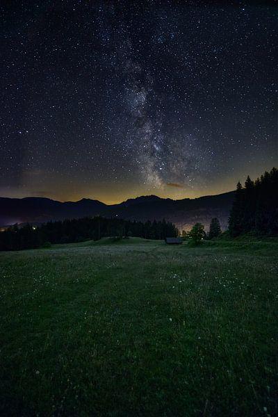 Milchstraße von Michael Wolf