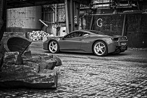 Ferrari 458 Italia industriell von Rick Wolterink