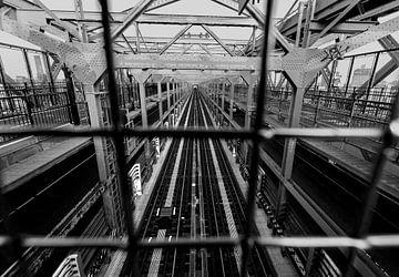Subway New York City sur Marcel Kerdijk