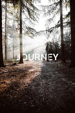 Anreise von Jurriaan Huting
