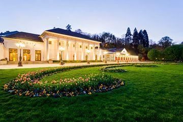 Spa et casino à Baden-Baden la nuit sur Werner Dieterich