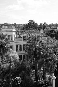 Chanel Saint-Tropez van