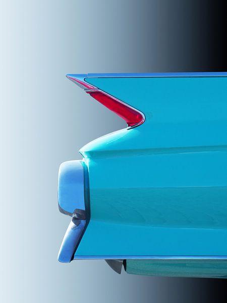 Amerikaanse klassieke auto 1961 Sedan Deville van Beate Gube