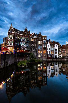 Oud Delfshaven van Jeroen Diks
