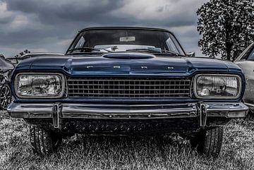 Ford Capri XL van Ans Bastiaanssen