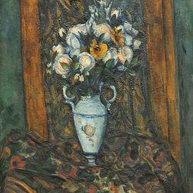Vaas van Bloemen, Paul Cezanne van Liszt Collection