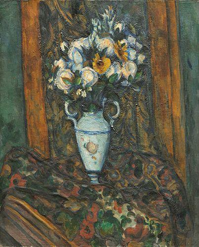 Vaas van Bloemen, Paul Cezanne