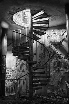 Stairs von Henk van Brecht