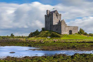 Dunguaire Castle, Ierland van Henk Meijer Photography