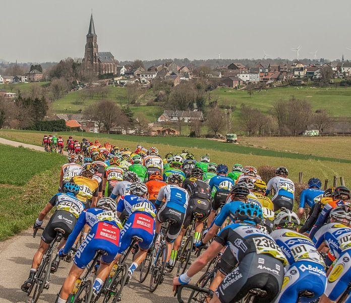 Volta Limburg Classic 2016 bij Vijlen van John Kreukniet