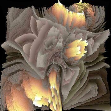 Erde Blume von Nina IoKa