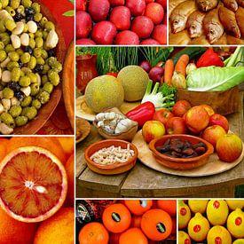 Healthy Stuff... (Gezond Eten en Superfood) van Caroline Lichthart