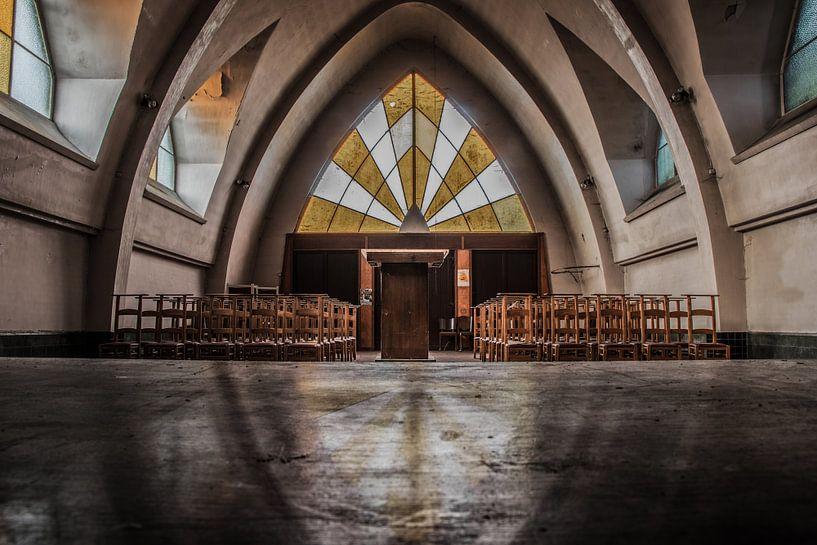 Urbex chapel von Paul van Dijk
