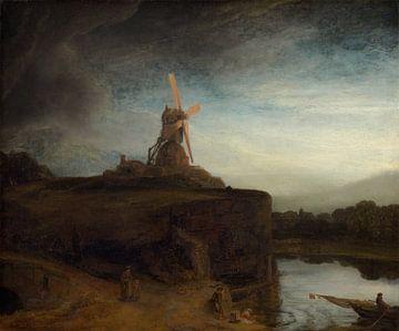 Die Mühle, Rembrandt van Rijn