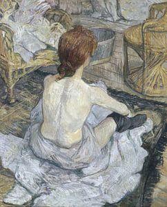 Rousse, Henri de Toulouse-Lautrec